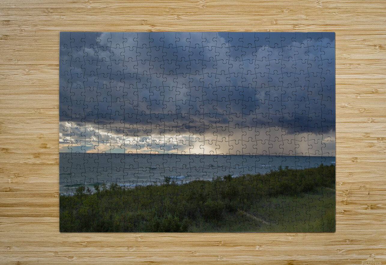 T Storm ap 2430  HD Metal print with Floating Frame on Back