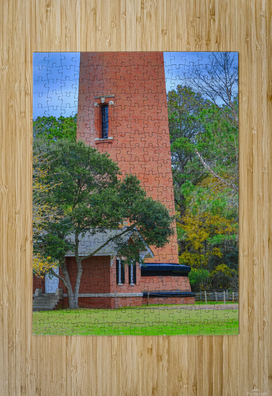 Lighthouse ap 2094  HD Metal print with Floating Frame on Back