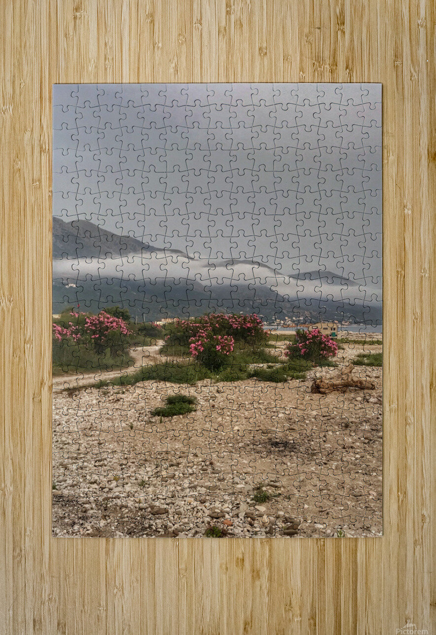 Albania  HD Metal print with Floating Frame on Back
