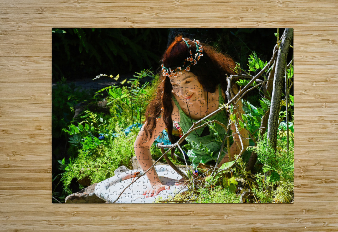 THE TINY MESSENGER  collection 3-4  HD Metal print with Floating Frame on Back