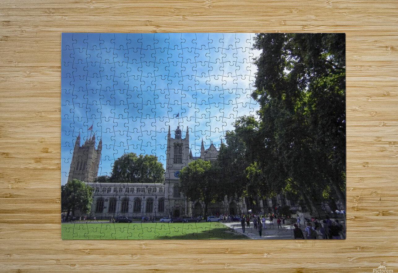 Snapshot in Time Quintessential London 5 of 5  HD Metal print with Floating Frame on Back