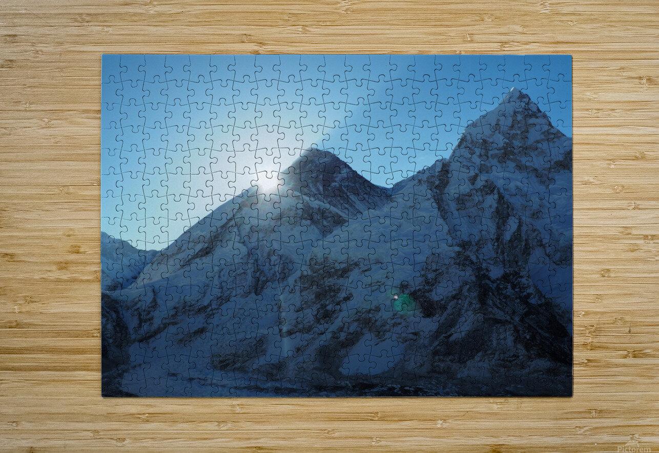 6B166797 7850 40DA AA71 00561F2EB6E4  HD Metal print with Floating Frame on Back