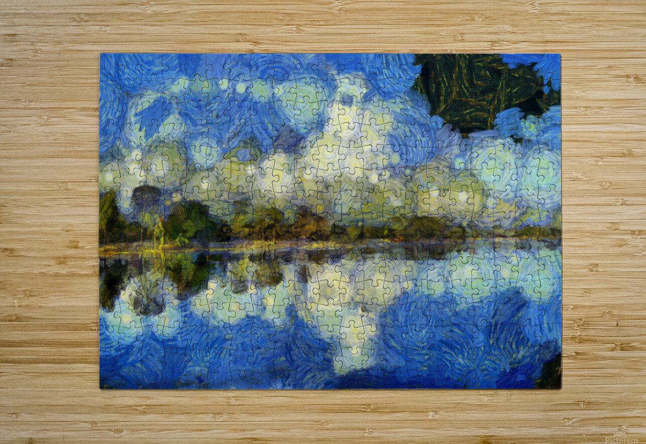 CAMBODIA 139 Angkor Wat  Siem Reap VincentHD  HD Metal print with Floating Frame on Back