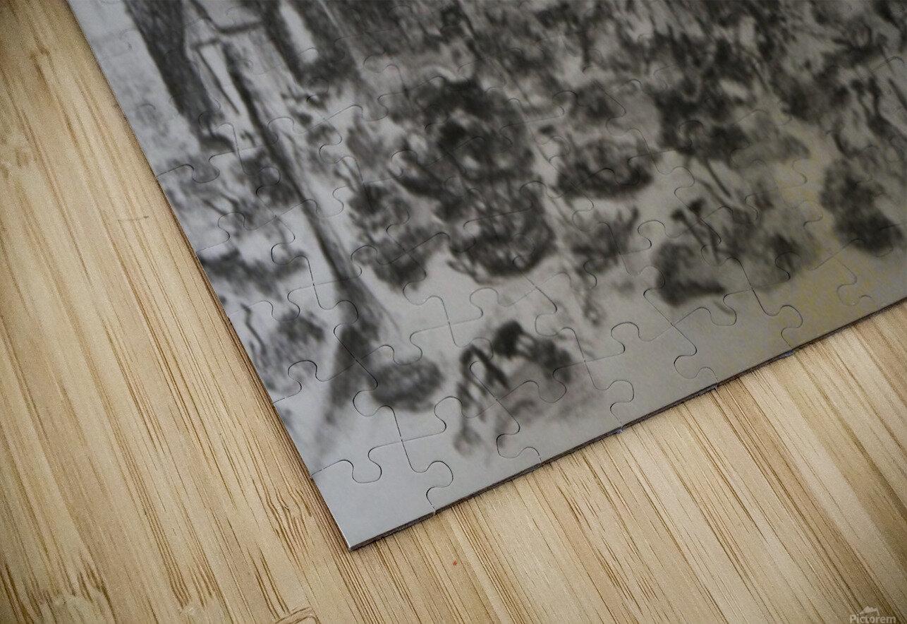 Romney Marsh  HD Sublimation Metal print