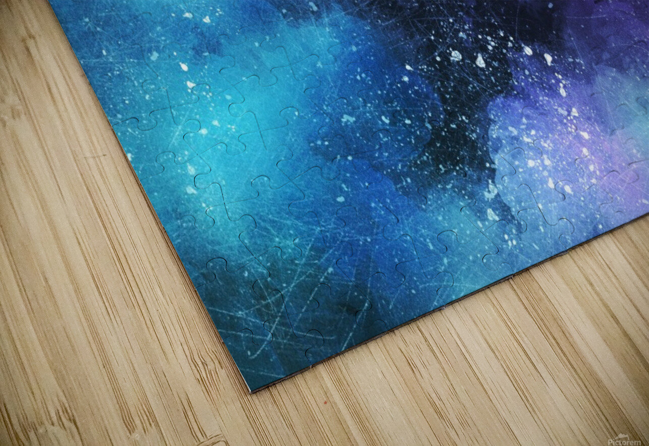 background6 HD Sublimation Metal print