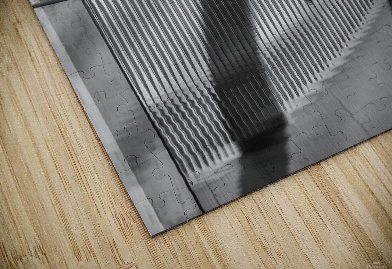 Valencia shadows HD Sublimation Metal print