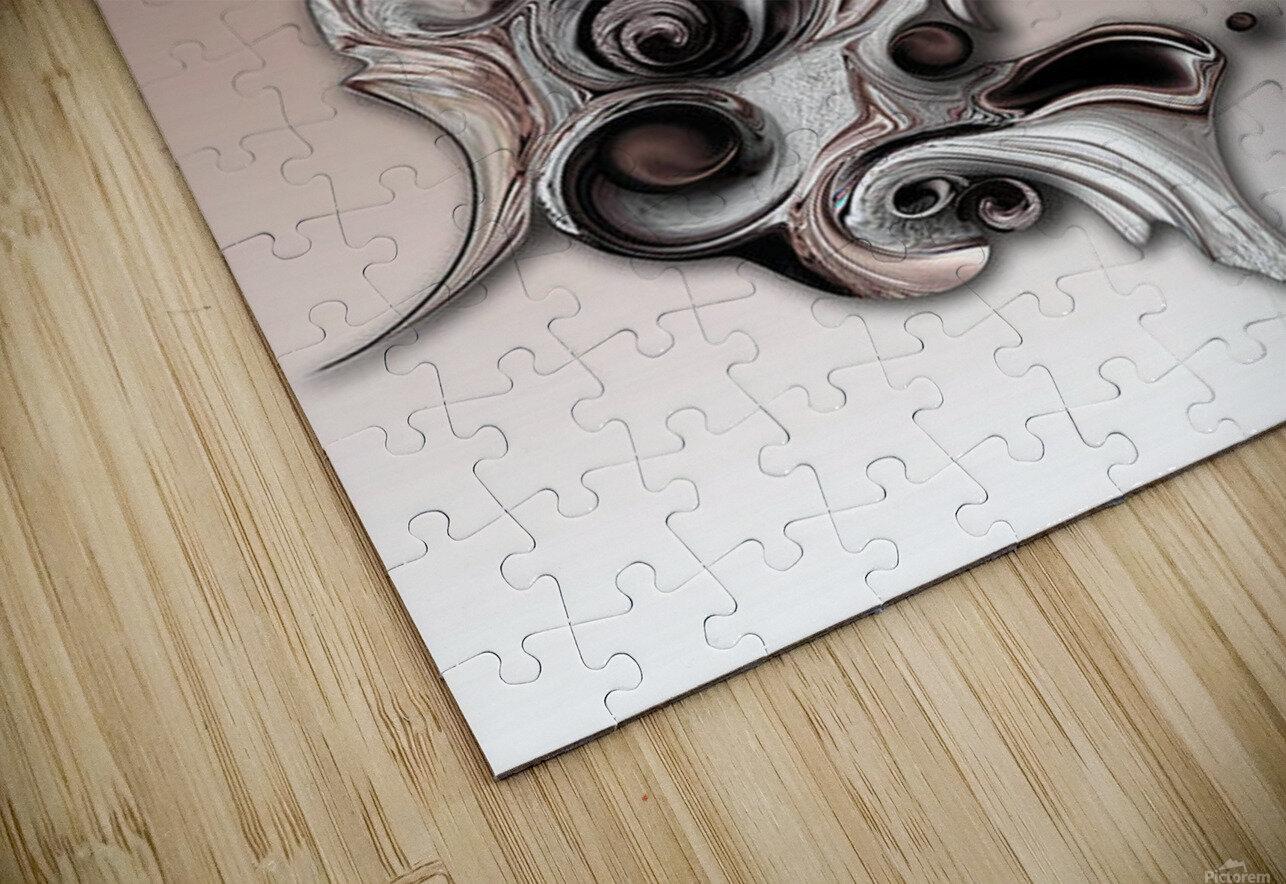 Soft Impression Of Dysplastic Departure HD Sublimation Metal print