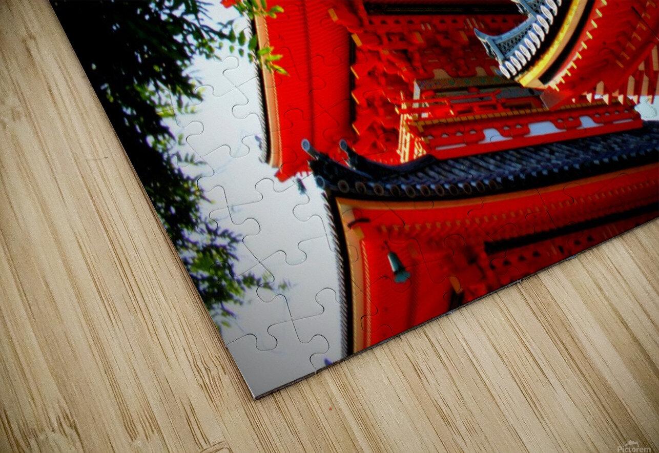 J A P A N HD Sublimation Metal print