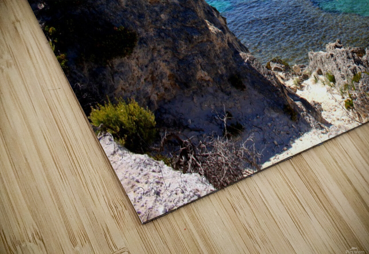 P E R T H - Australia HD Sublimation Metal print