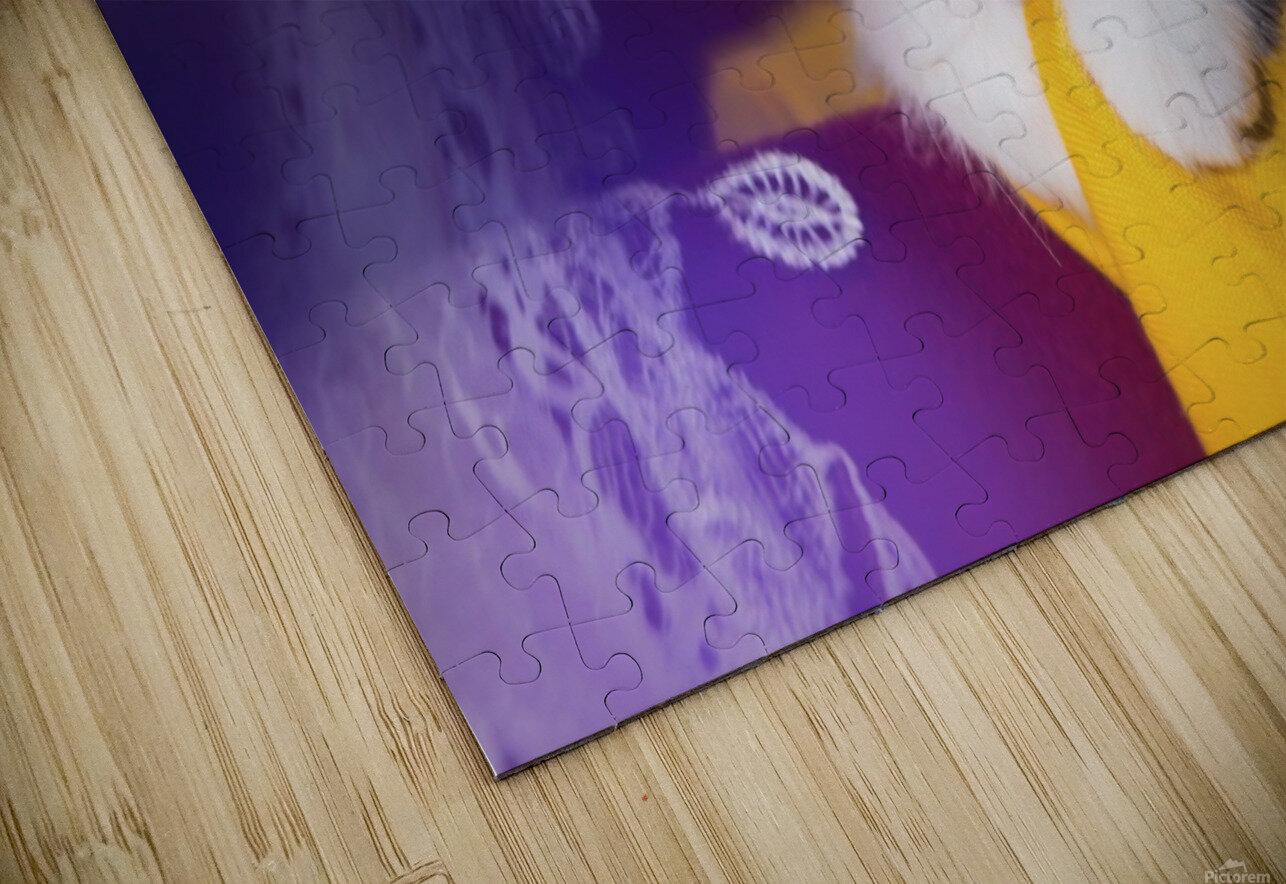 Murmur 1 HD Sublimation Metal print