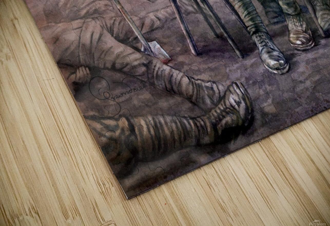 8 Krzysztof Grzondziel HD Sublimation Metal print