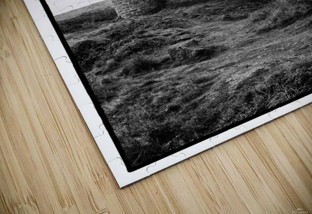 Tin Mine Cornwall HD Sublimation Metal print