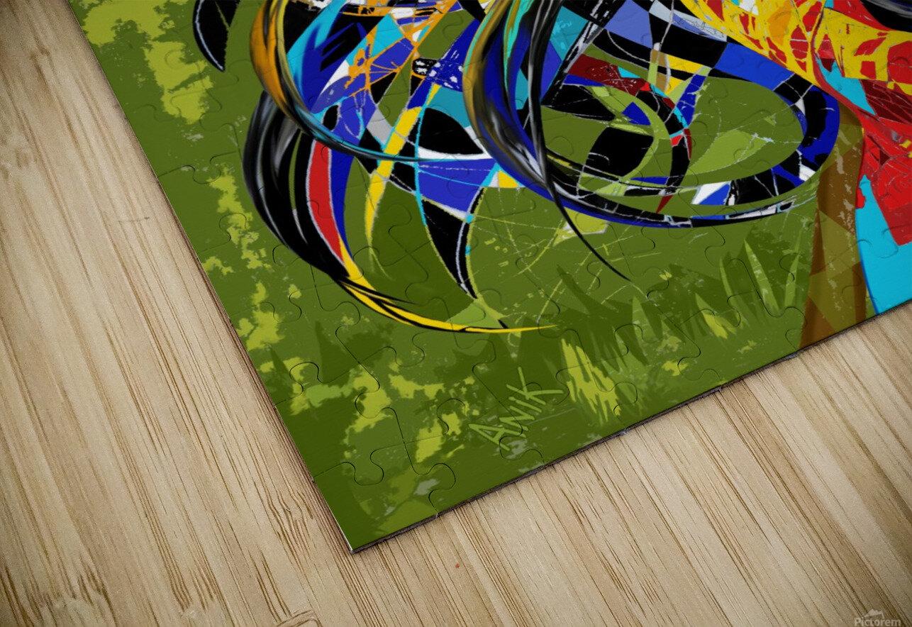 Orignal_Moz_Anik_ Lafreniere HD Sublimation Metal print