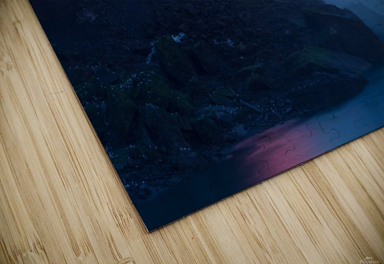 NIAGARA FALLS 02 HD Sublimation Metal print