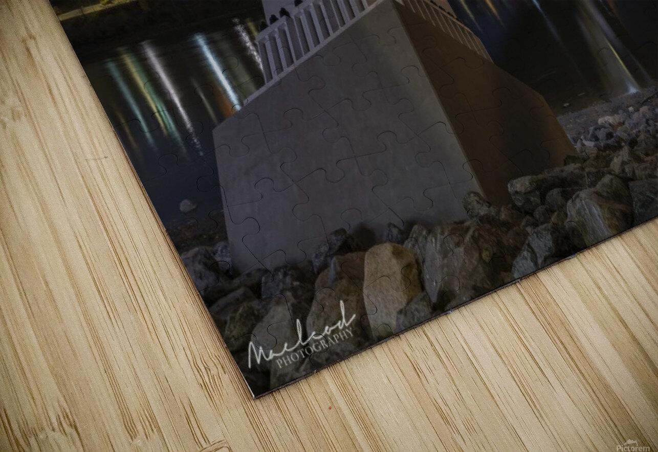WalterdaleBridge_DSC4252 HD Sublimation Metal print