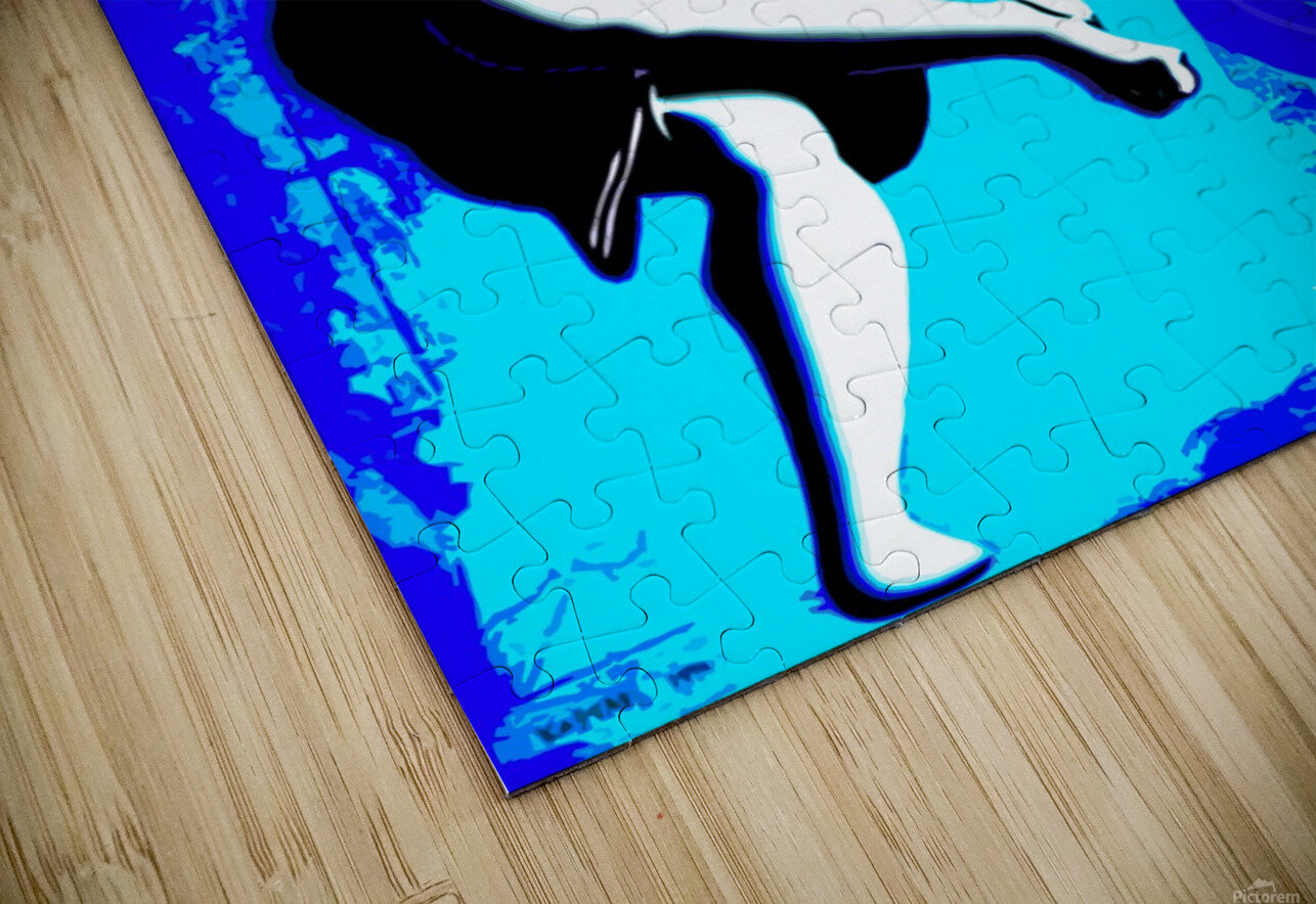 Use your Illusion II HD Sublimation Metal print