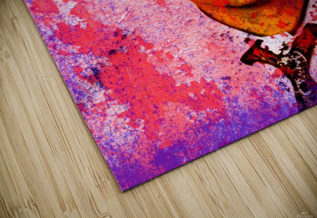 AL BUNDY HD Sublimation Metal print
