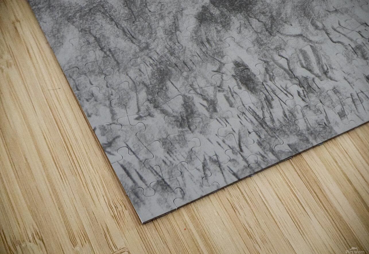 Desolation HD Sublimation Metal print