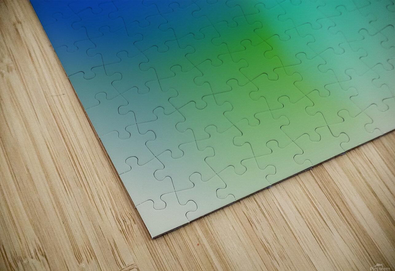 Aura HD Sublimation Metal print