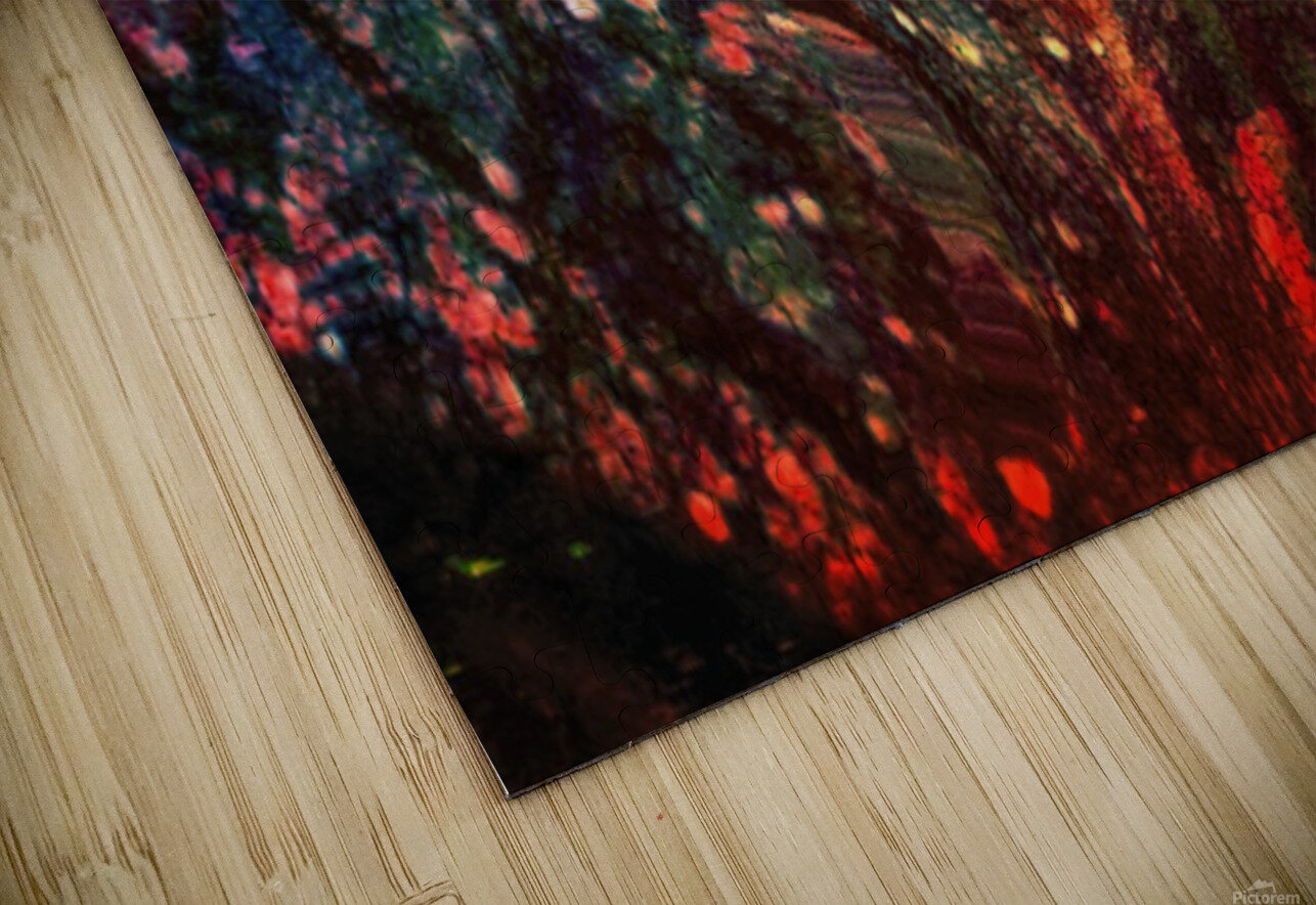 In The Tree HD Sublimation Metal print