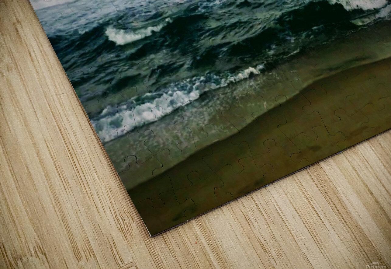 July Surf HD Sublimation Metal print