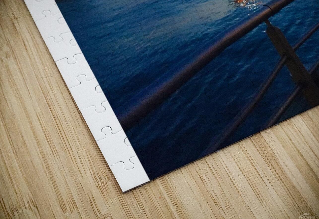 Sky & Sea HD Sublimation Metal print