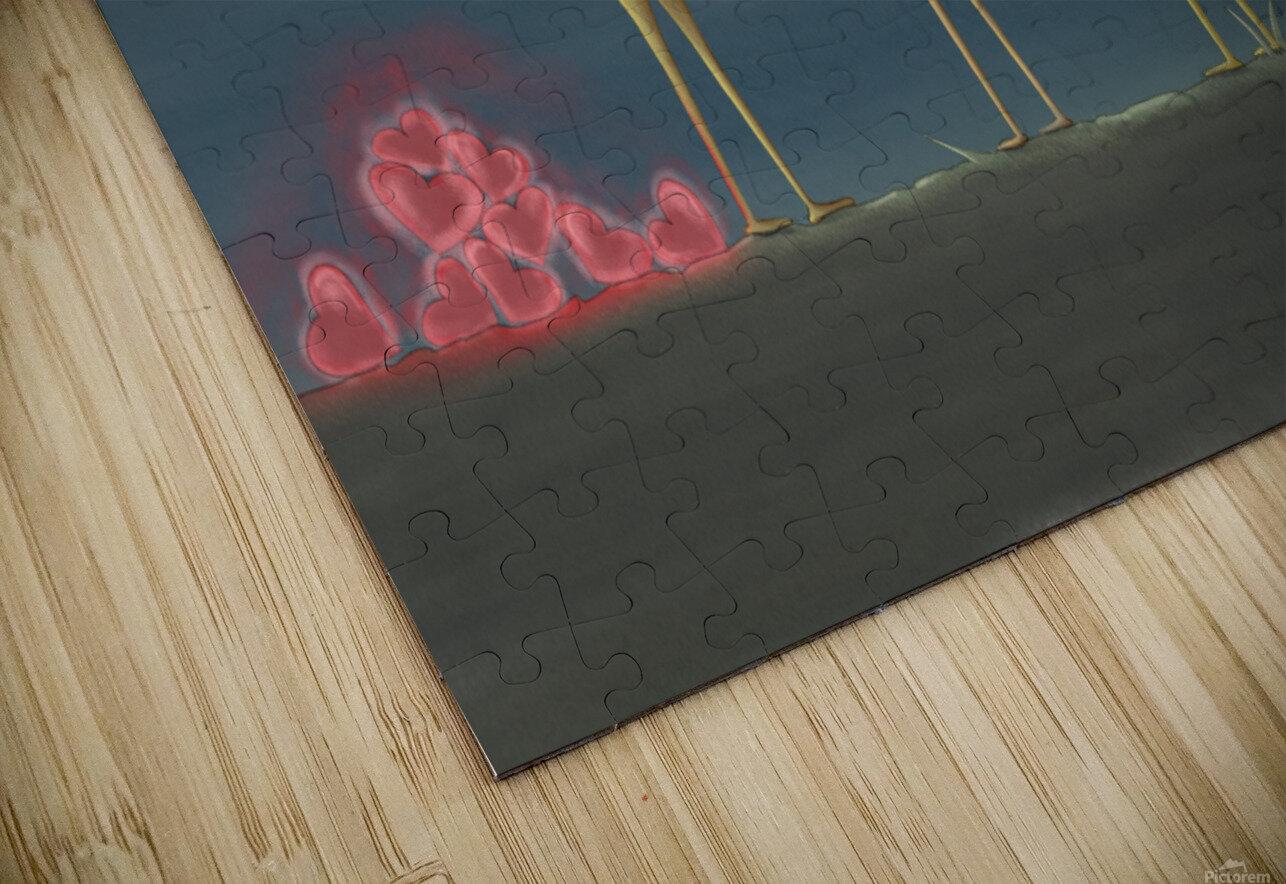 Charbel Elia HD Sublimation Metal print