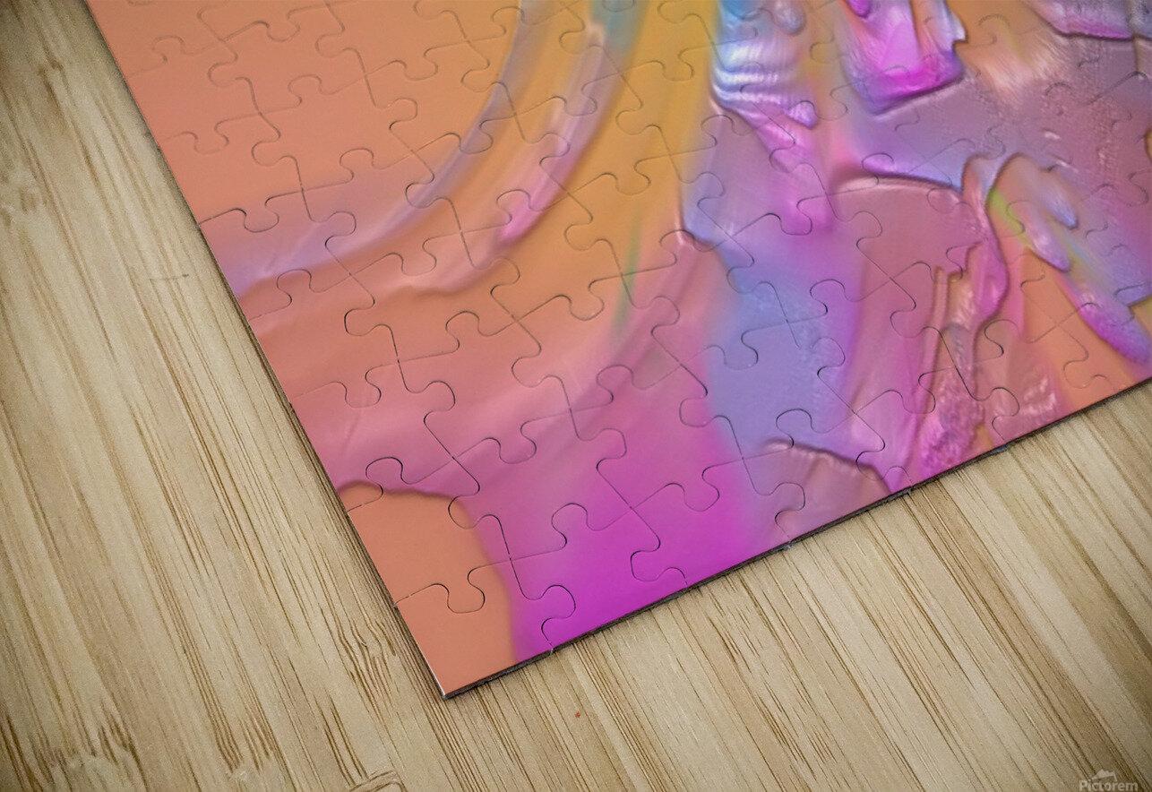 43 HD Sublimation Metal print