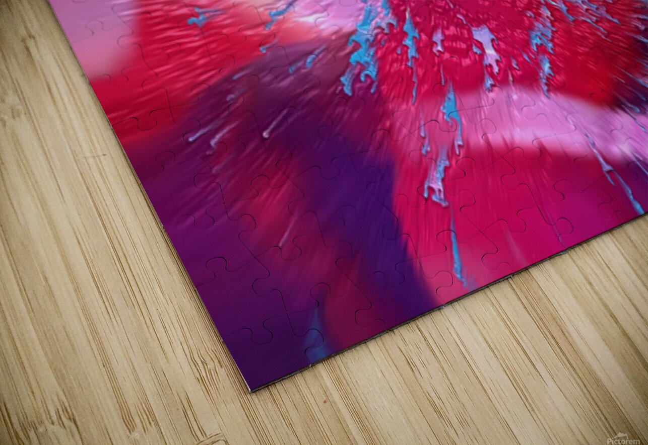 202 HD Sublimation Metal print