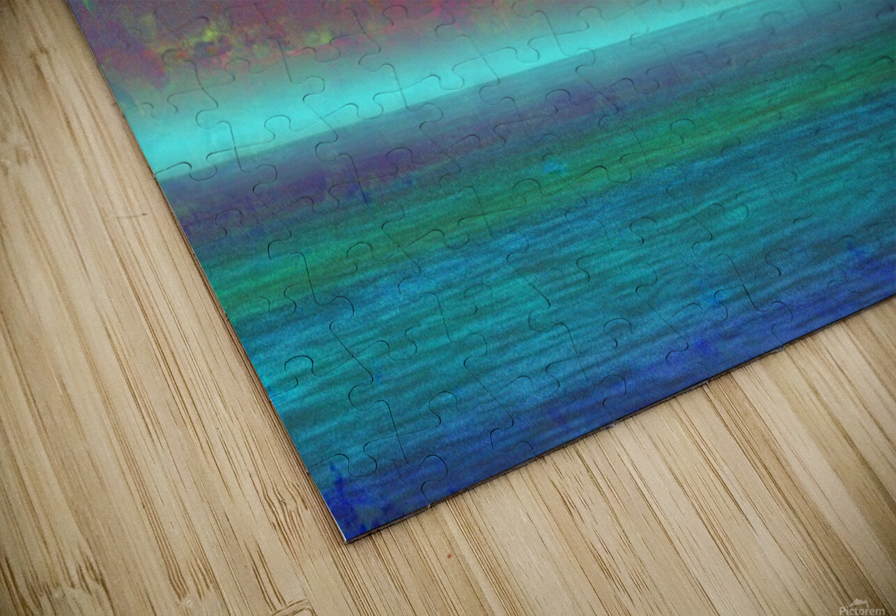 Mare HD Sublimation Metal print