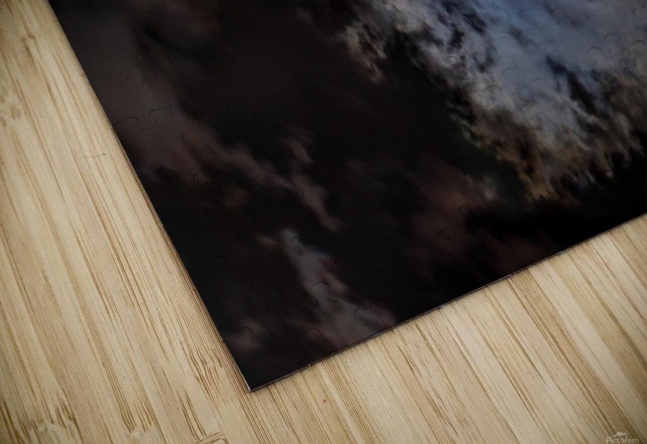 2017 Eclispe HD Sublimation Metal print