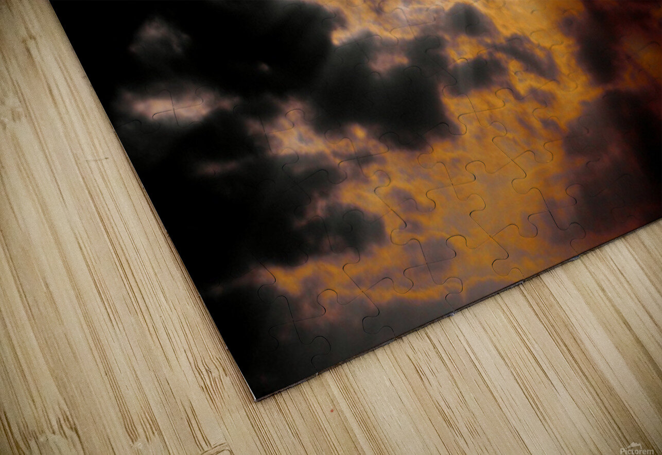 Sky Talk HD Sublimation Metal print