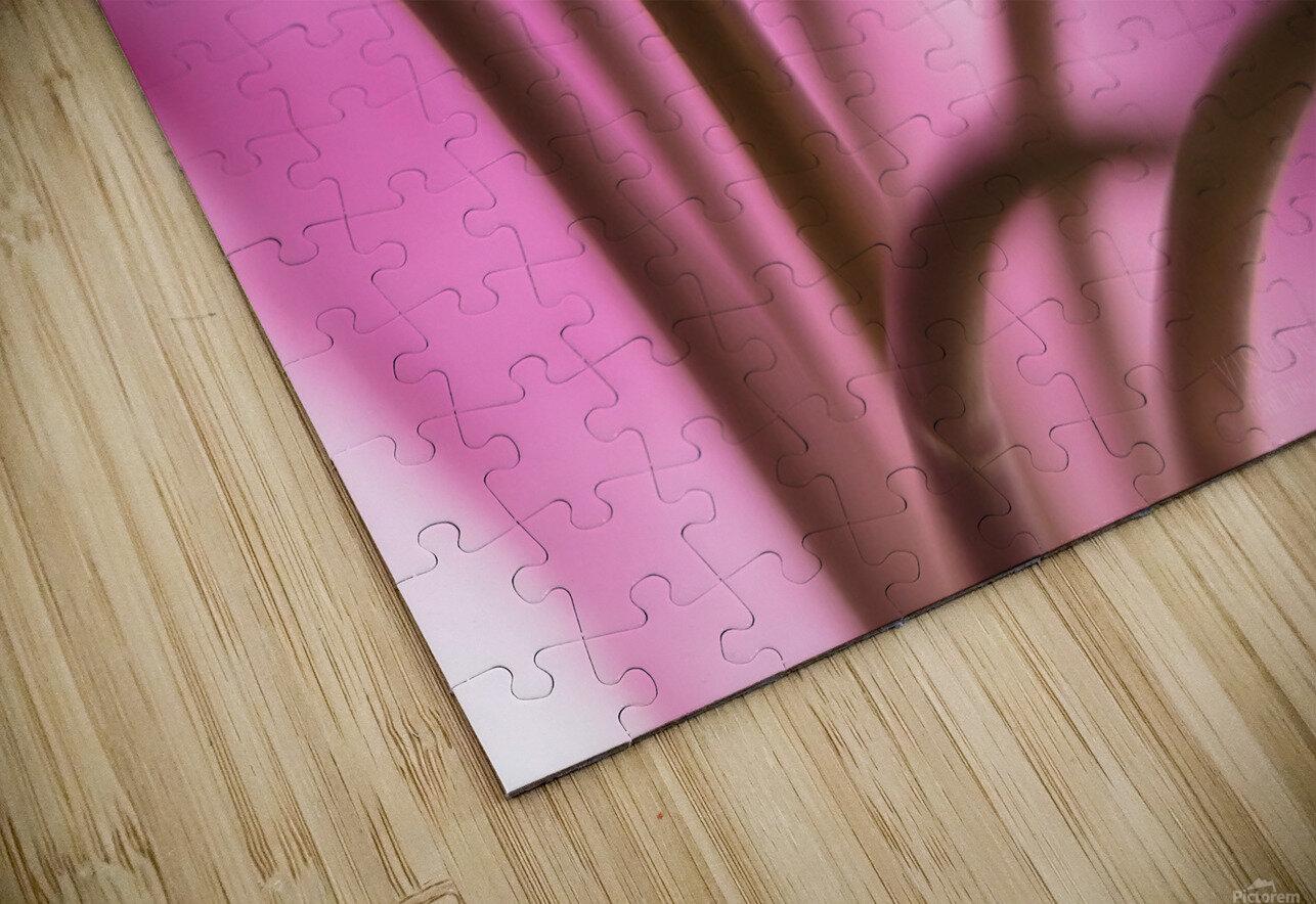 Pinky 3 HD Sublimation Metal print