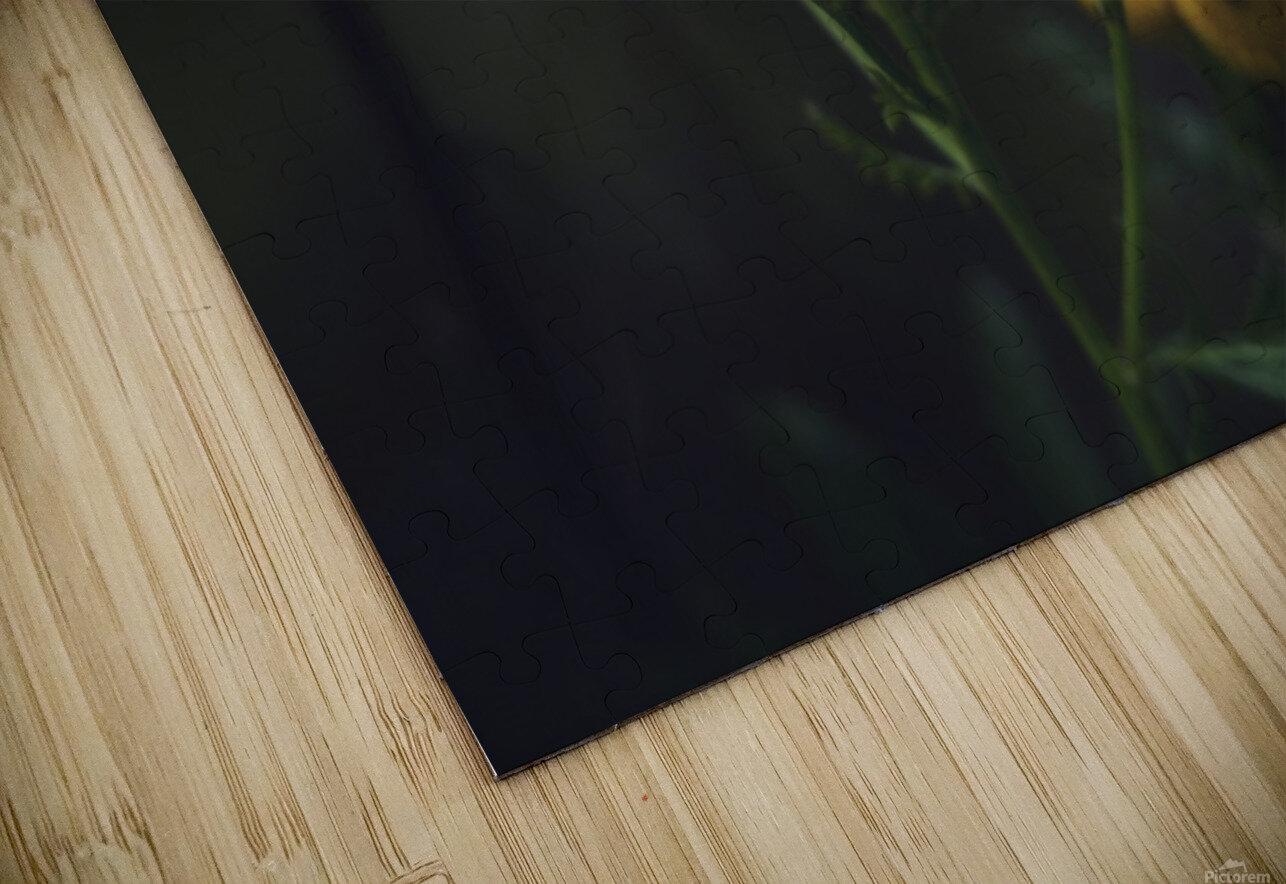Bouquet HD Sublimation Metal print