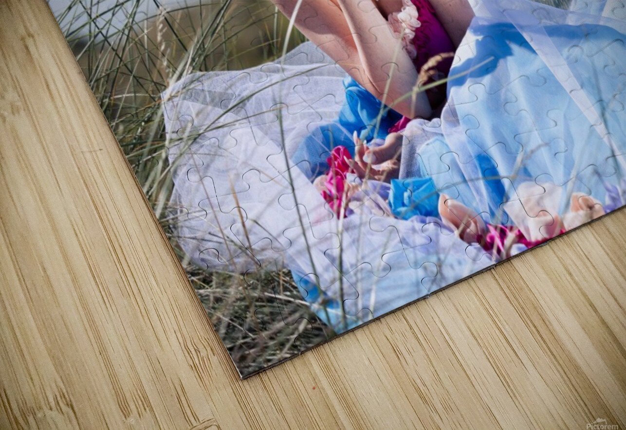 Summer Breeze HD Sublimation Metal print