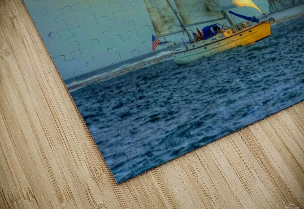 IMG_9979_tonemapped HD Sublimation Metal print