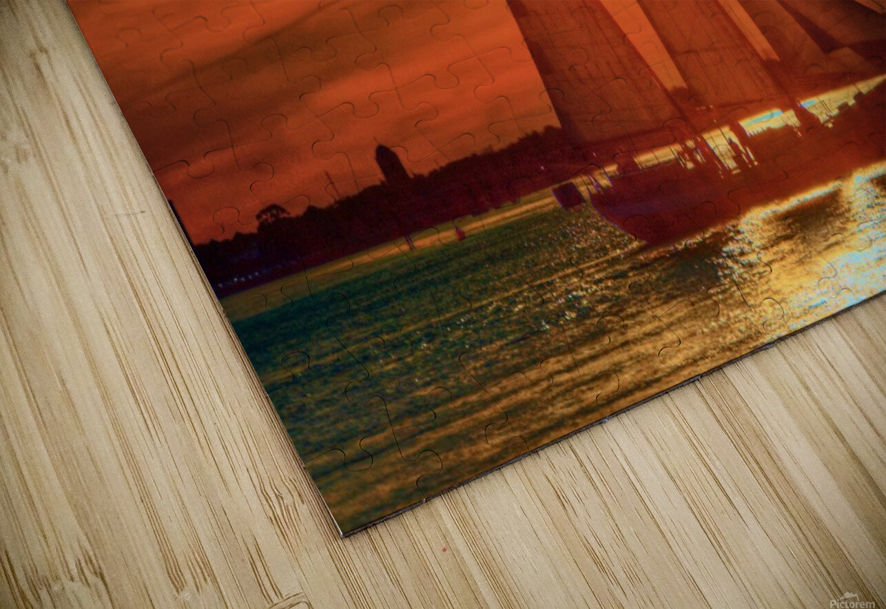 IMG_3476_7_8_tonemapped HD Sublimation Metal print