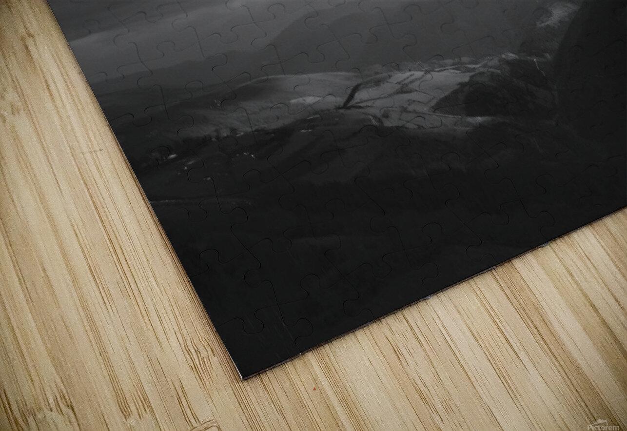 O Cebreiro HD Sublimation Metal print