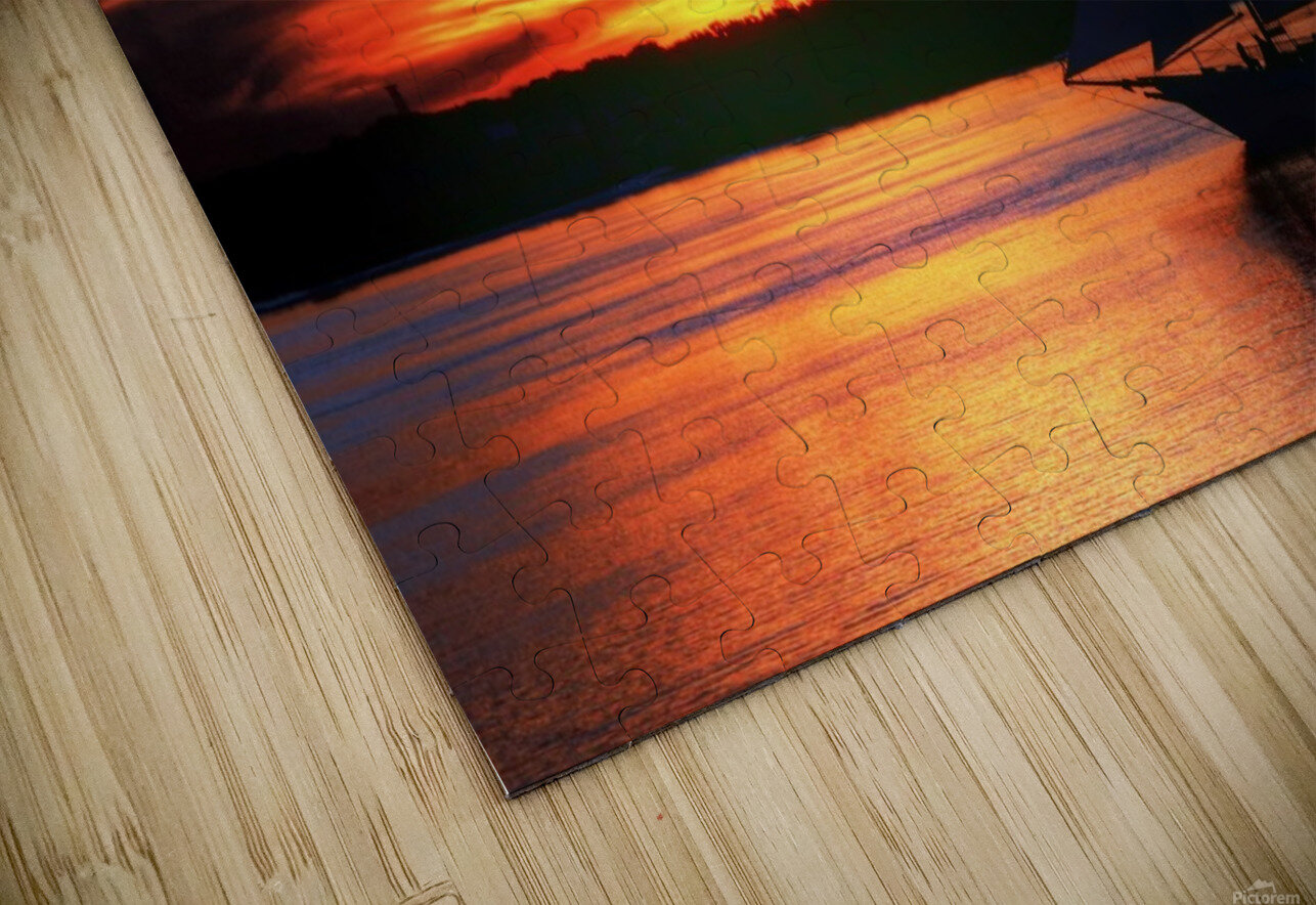 IMG_3797_tonemapped HD Sublimation Metal print