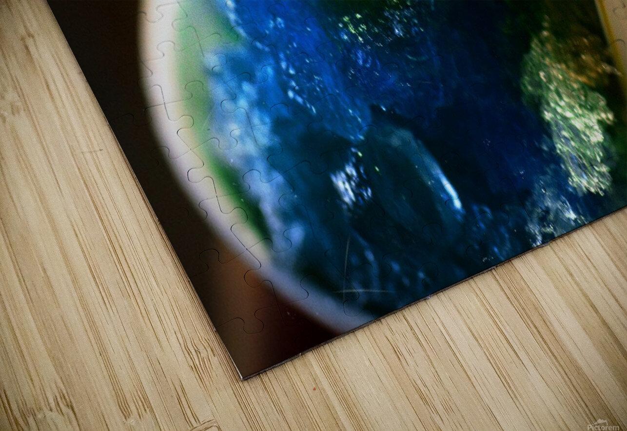Kakigori HD Sublimation Metal print