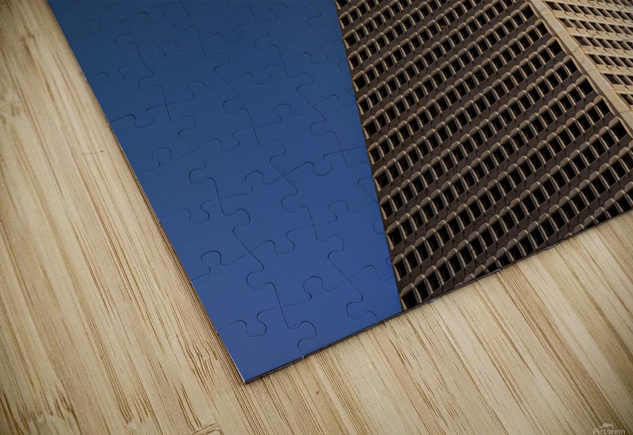 Transamerican Pyramid HD Sublimation Metal print