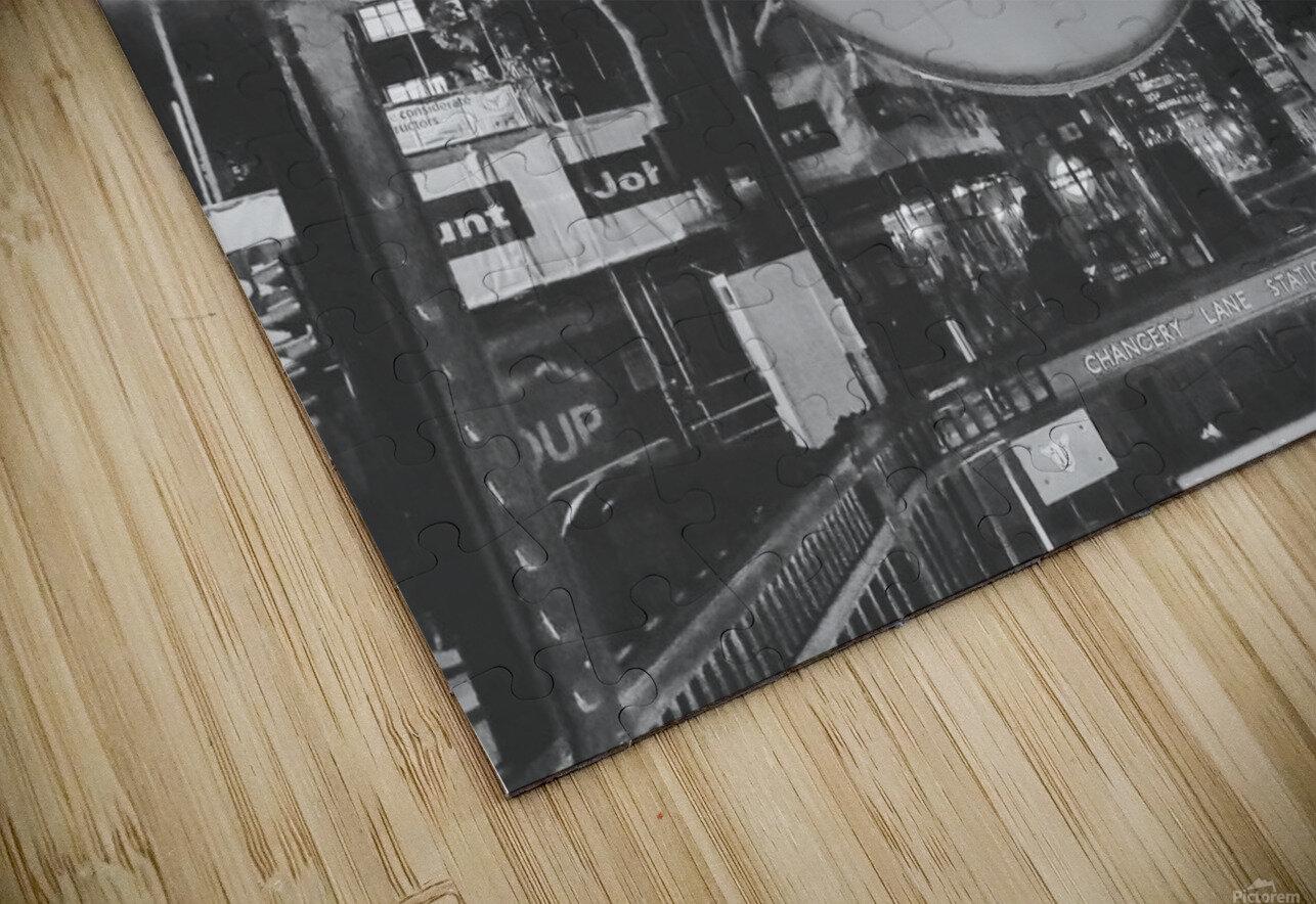 London HD Sublimation Metal print