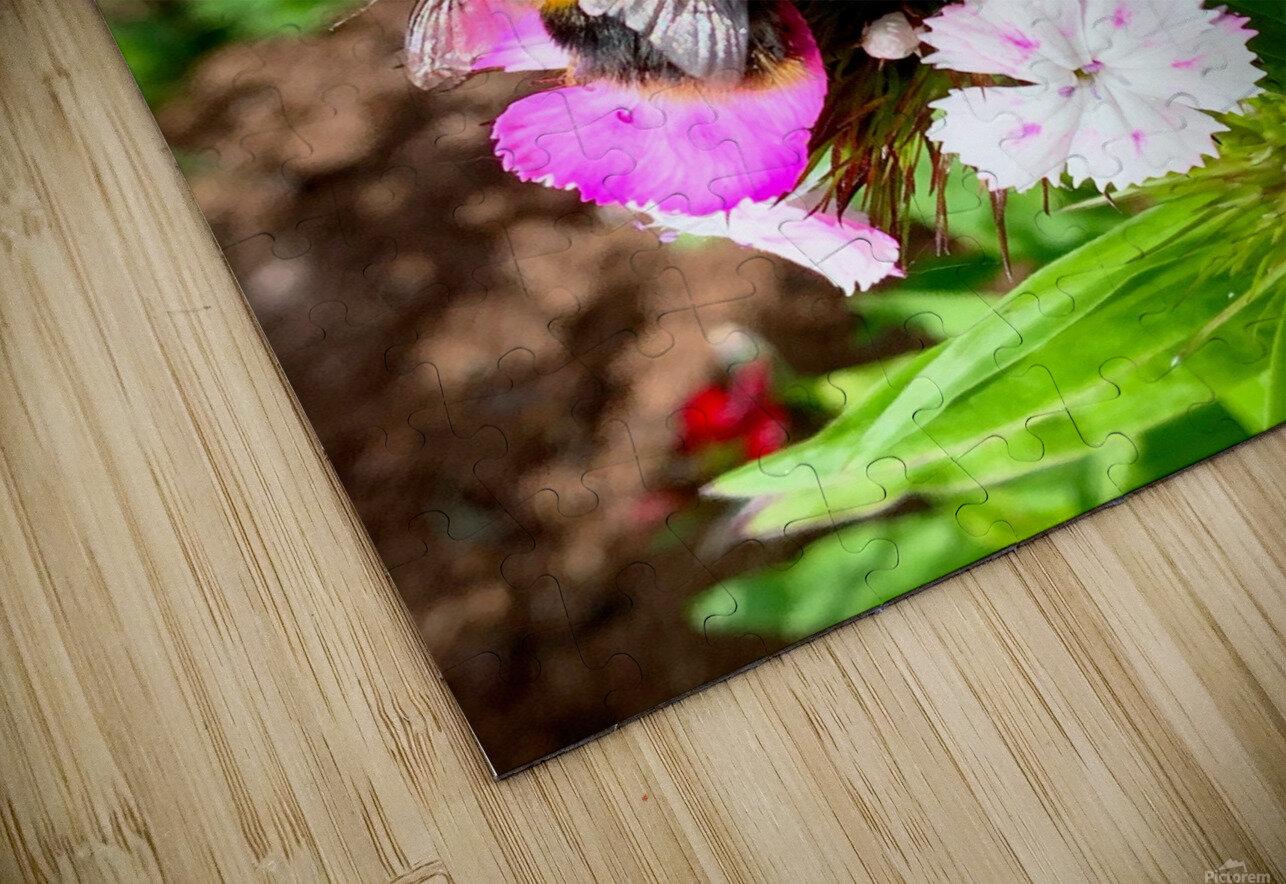 Bumblebee  HD Sublimation Metal print