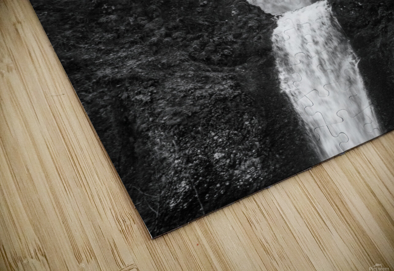 Multnomah HD Sublimation Metal print
