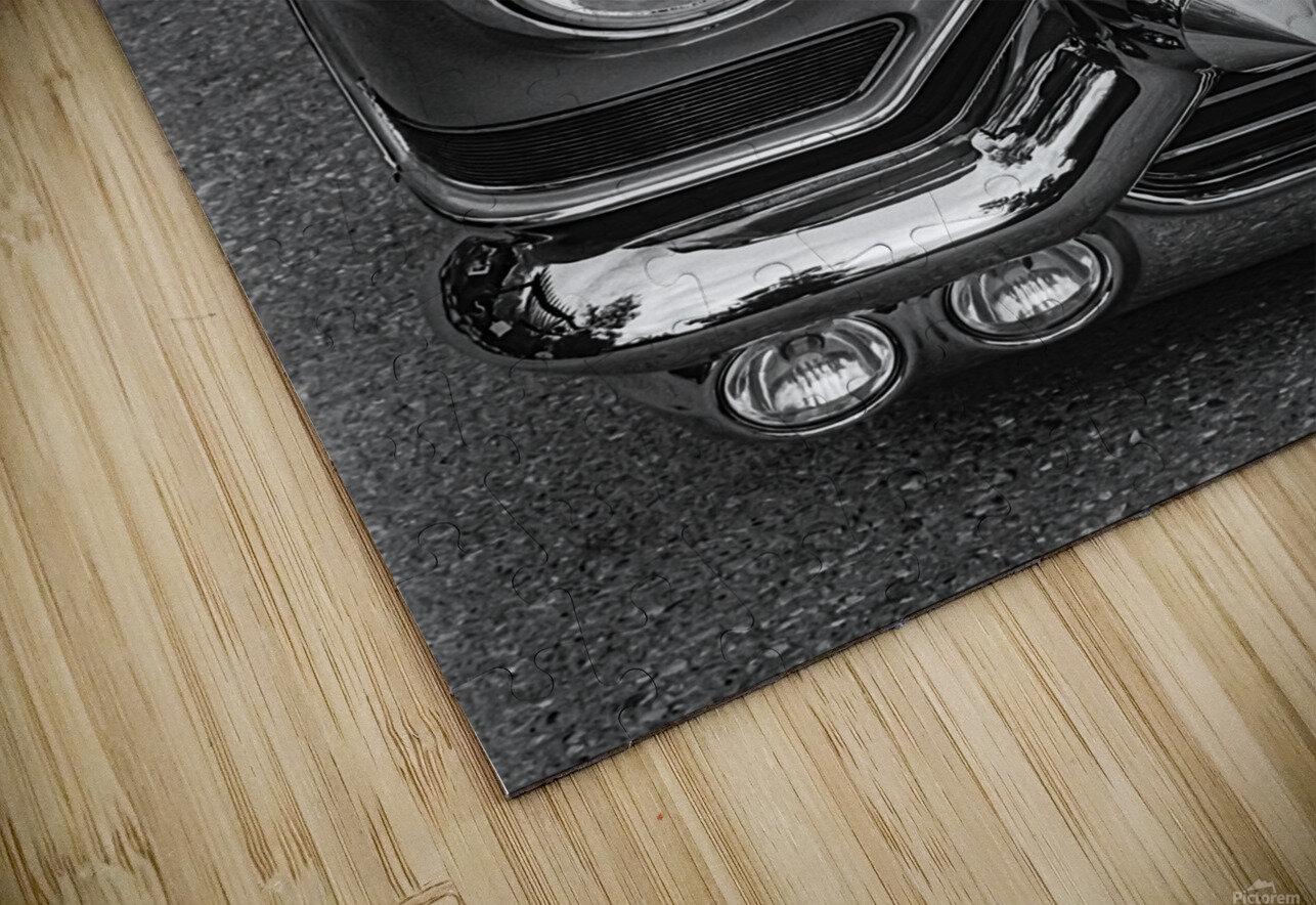 57 Caddy Mojo HD Sublimation Metal print