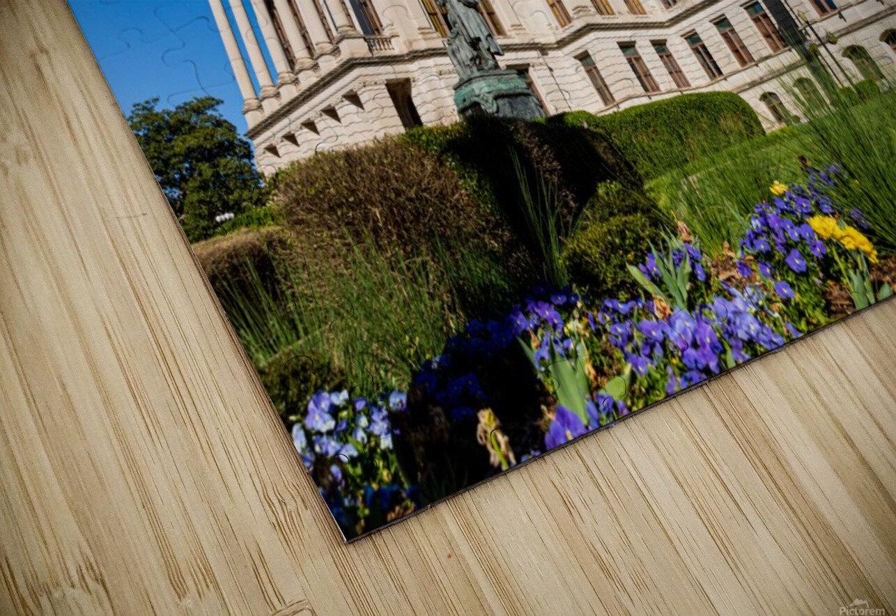 Georgia State Capitol Building   Atlanta GA 7236 HD Sublimation Metal print