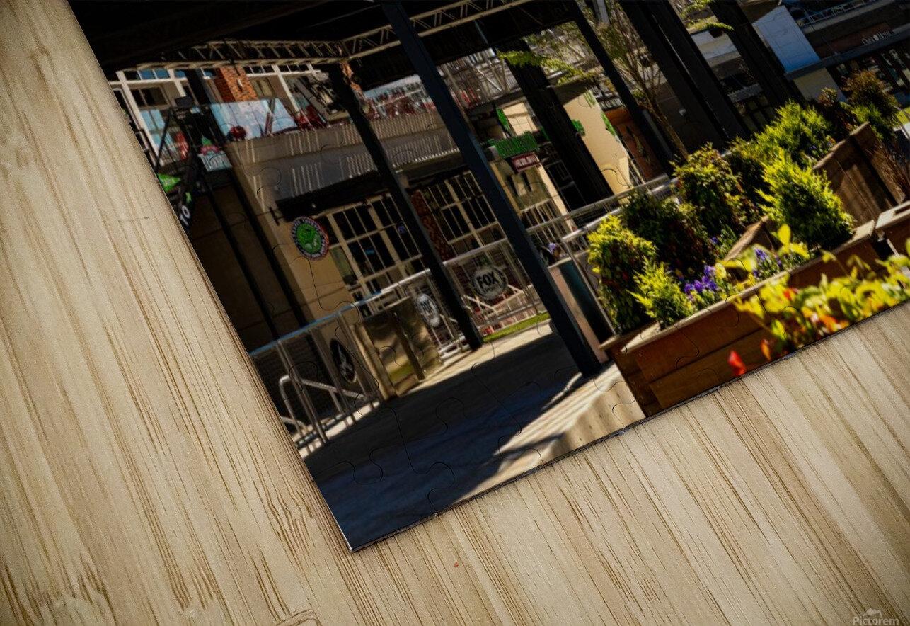 Truist Park   The Battery Atlanta GA 6741 HD Sublimation Metal print