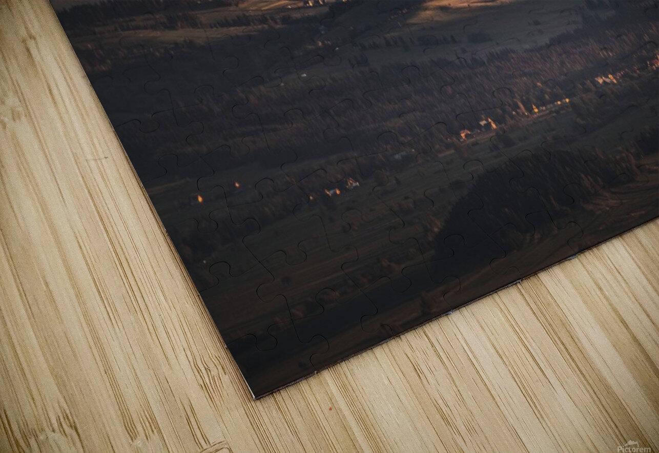 Tatry HD Sublimation Metal print