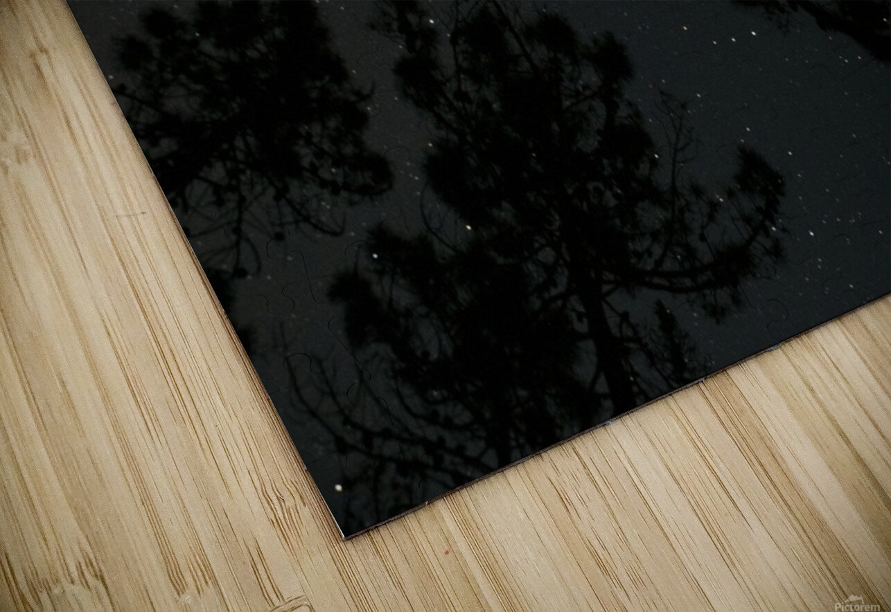 Moonlight HD Sublimation Metal print