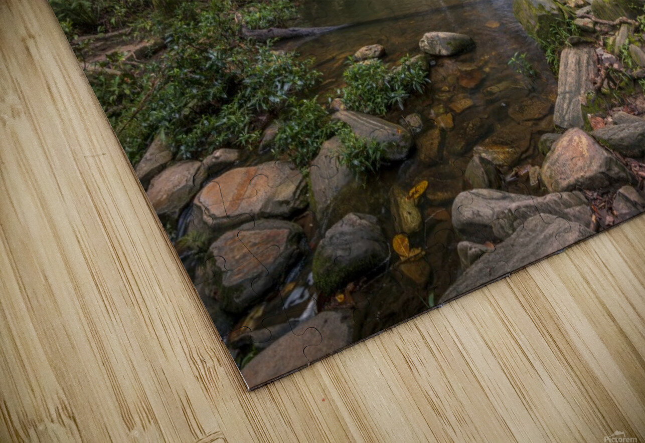 Place of peace HD Sublimation Metal print